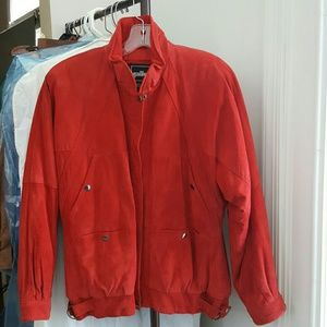 Winter Suede Jacket